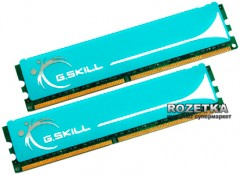 Оперативная память G.Skill DDR2-800 4096MB PC2-6400 (Kit of 2x2048) (F2-6400CL4D-4GBPK)