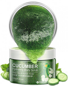 Cкраб для тела Bioaqua Cucumber Hydrating Body Scrub 120 г (6947790778631)