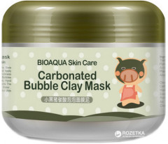 Маска Bioaqua Carbonated Bubble Clay Mask 100 г (6947790780511)
