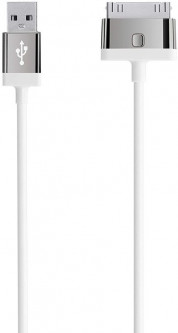 Кабель Belkin MIXIT iPhone4 cable 1.2m Black