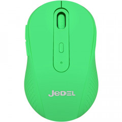 Мышь Jedel W310 Wireless Green