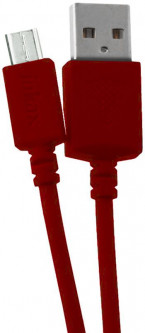 Кабель INKAX CK-08 Micro cable 2m Red