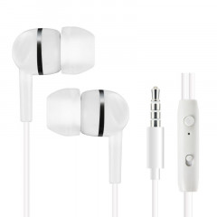 Наушники HeyDr Y-01 Wired Earphones White