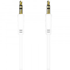 Кабель TOTO TAG-52 Flat AUX cable 1m White
