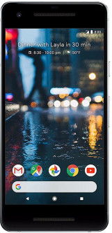 Смартфон Google Pixel 2 128GB Clearly White