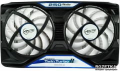 Кулер Arctic Cooling Accelero Twin Turbo 2 (DCACO-V540000-BL)