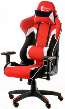 Кресло Special4You ExtremeRace 3 Black/Red (E5630)
