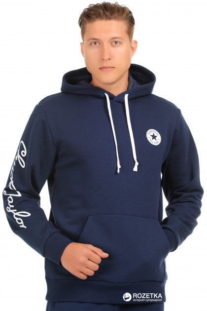 Худи Converse Chuck Taylor Graphic Pullover Hoodie 10007066-467 S (888755769751)