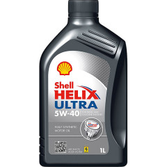 Масло моторное Shell Helix Ultra 5W-40 1 л