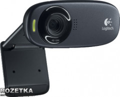 Веб-камера Logitech HD Webcam C310 (960-001065) (1820LZ0LRJR9) - Уценка