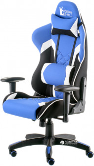 Кресло Special4You ExtremeRace 3 Black/Blue (4744145015647)