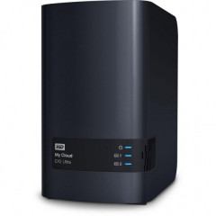 Western Digital My Cloud Expert EX2 Ultra 6TB (WDBVBZ0060JCH-EESN)