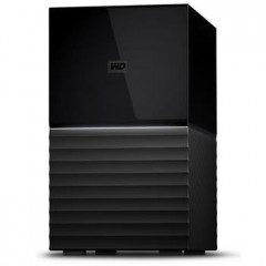Жесткий диск Western Digital My Book Duo 8000GB Black (WDBFBE0080JBK-EESN)