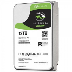 Жесткий диск Seagate 12000GB BarraCuda Pro (ST12000DM0007)