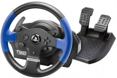 Проводной руль Thrustmaster T150 Force Feedback Official Sony licensed PC/PS4 (4160628)