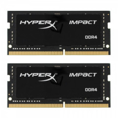 Оперативная память Kingston SoDIMM DDR4 32768Mb HyperX Impact (HX424S14IBK2/32)