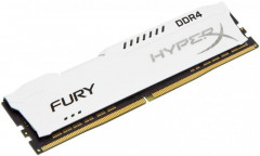 Оперативная память Kingston DDR4 8192Mb HyperX Fury White (HX429C17FW2/8)