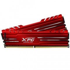 Оперативная память A-DATA DDR4 32768Mb XPG Gammix D10 Red (AX4U3000316G16-DRG)