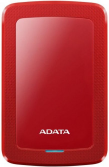 Жесткий диск A-DATA HV300 4000GB Red (AHV300-4TU31-CRD)