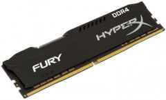 Оперативная память Kingston DDR4 16384Mb HyperX Fury Black (HX429C17FB/16)