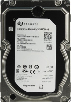 Жесткий диск Seagate 2000GB Enterprise Capacity 3.5 (ST2000NM0045)