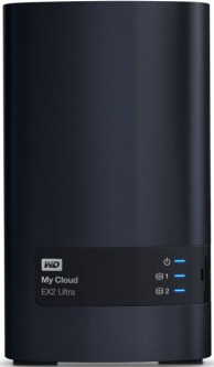 Western Digital My Cloud EX2 Ultra (WDBVBZ0000NCH-EESN)