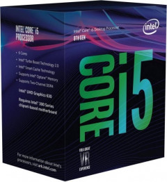 Процессор Intel Core i5-8600 Box (BX80684I58600_)
