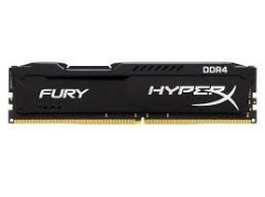 Оперативная память Kingston DDR4 16384Mb HyperX Fury Black (HX434C19FB/16)