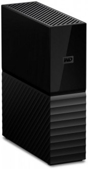 Жесткий диск Western Digital My Book 6000GB Black (WDBBGB0060HBK-EESN)