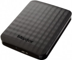 Maxtor M3 Portable 500GB Black