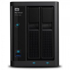 Western Digital My Cloud Pro PR2100 (WDBBCL0000NBK-EESN)
