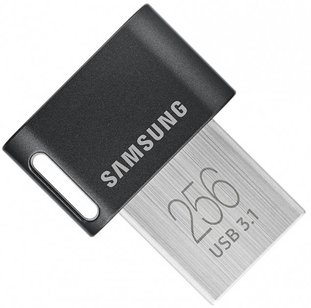 Samsung Fit Plus USB 3.1 256GB (MUF-256AB/APC) - зображення 1