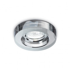 Ideal Lux Blues Round Fume' (113982)