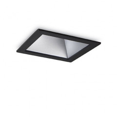 Ideal Lux Game Square Black Silver (192390)