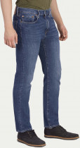 Джинсы Levi's 502 Regular Taper Fit Warp Stretch 38-34 Franklin (29507-0120) - изображение 4