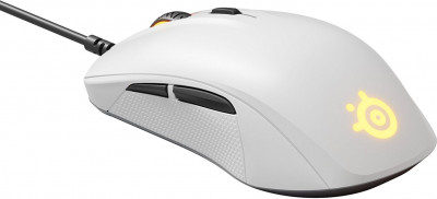 Миша SteelSeries Rival 110 USB White (SS62468)