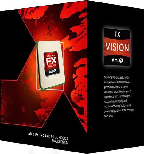 Процессор AMD FX-8300 3.3GHz/8MB/5200MHz (FD8300WMHKBOX) sAM3+ BOX