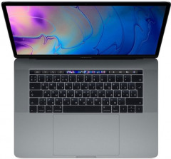 "Apple MacBook Pro 15"" Space Gray (Z0V0001AU) 2018"