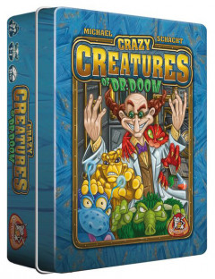 Настольная игра White Goblin Games Crazy Creatures of Dr. Doom (8718026300531)