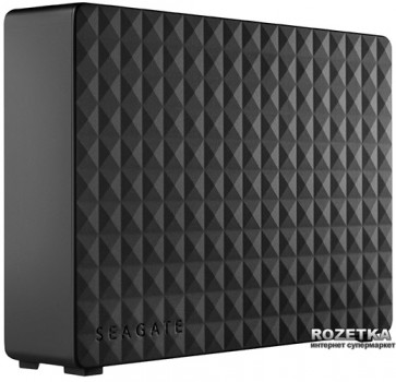 Жорсткий диск Seagate Expansion 4TB STEB4000200 3.5 USB 3.0 External Black