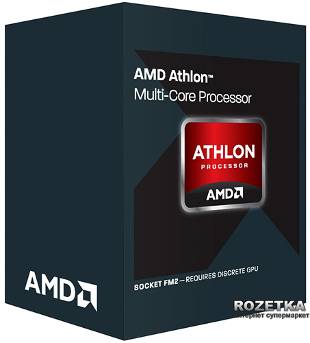 Athlon X4 840 3.1GHz/4MB (AD840XYBJABOX) sFM2+ BOX