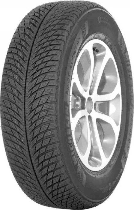 255/55 R18 [109] V PILOT ALPIN 5 XL SUV - MICHELIN