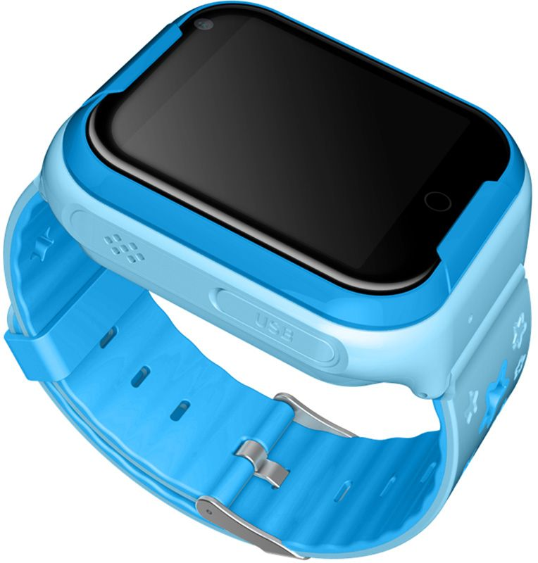 UWatch Смарт-часы UWatch Q402 Kid smart watch Blue (ljfi). Rozetka.ua 79b4eaa039f