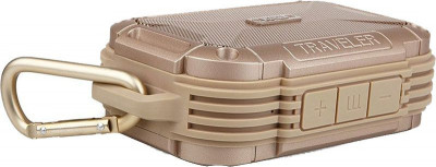 Портативная акустика Mifa F7 Outdoor Bluetooth Speaker Gold (ljfi)