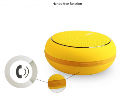 Портативная акустика Mifa F1 Outdoor Bluetooth Speaker Yellow (ljfi)