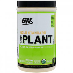 Протеин Optimum Nutrition Gold Standard 100% Plant 722 г Шоколад (4384300700)