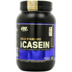 Протеин Optimum Nutrition Gold Standard 100% Casein 909 г Шоколад (4384300819)