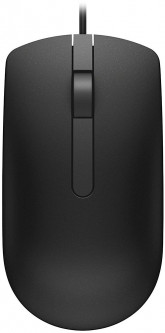 Мышь Dell MS116 USB Black (570-AAIR)
