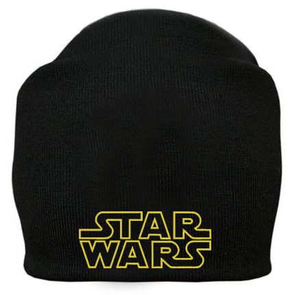 b2cffd9c Rozetka.ua | Шапка бини (beanie) HEADBANGER Star Wars - Yellow Logo. Цена, купить  Шапка бини (beanie) HEADBANGER Star Wars - Yellow Logo в Киеве, Харькове,  ...
