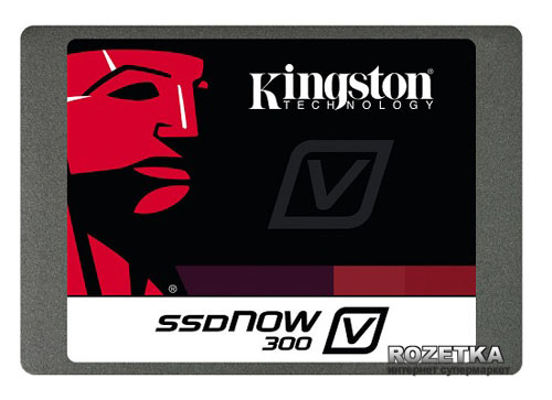 "Kingston SSDNow V300 120GB 2.5"" SATAIII MLC (SV300S37A/120G)"